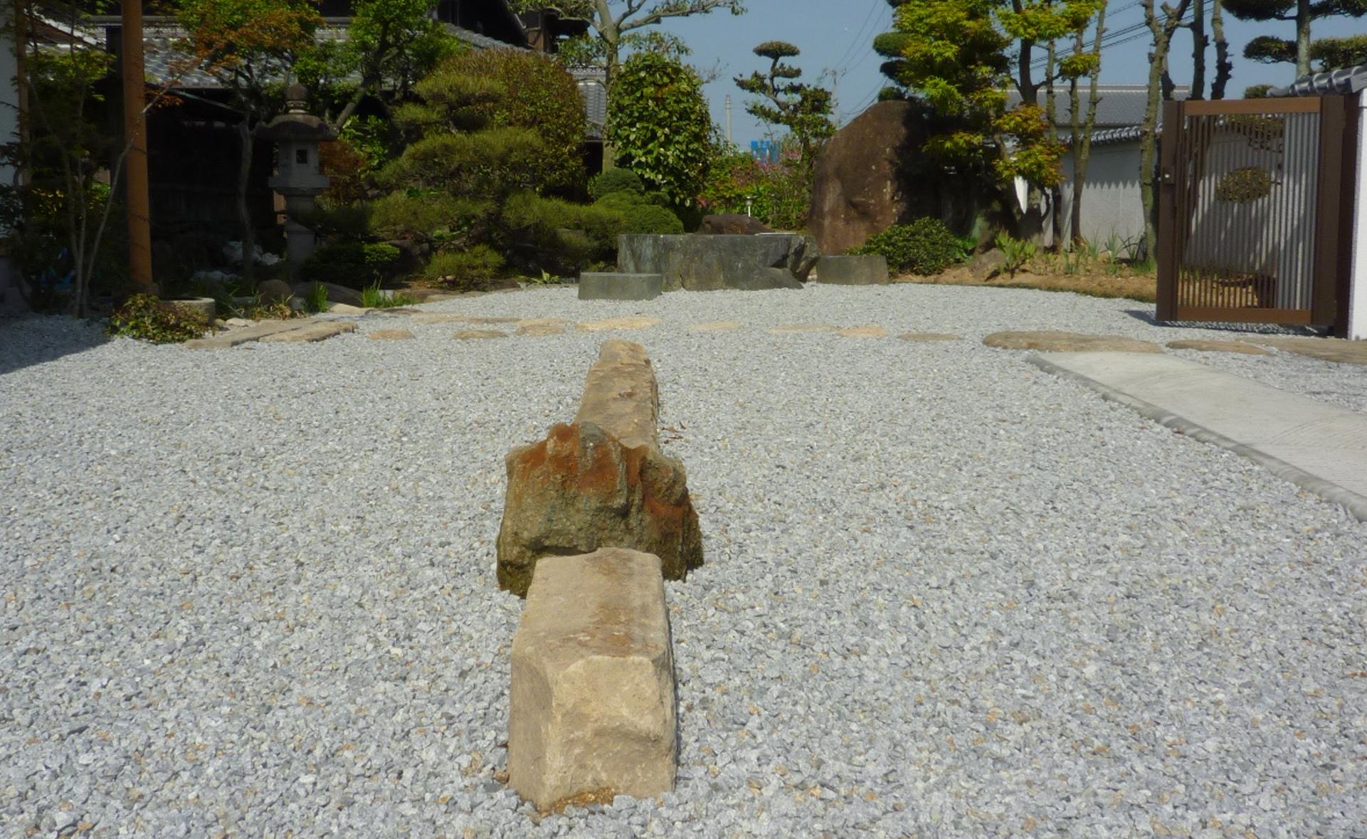 石の力が織り成す自在な表現力